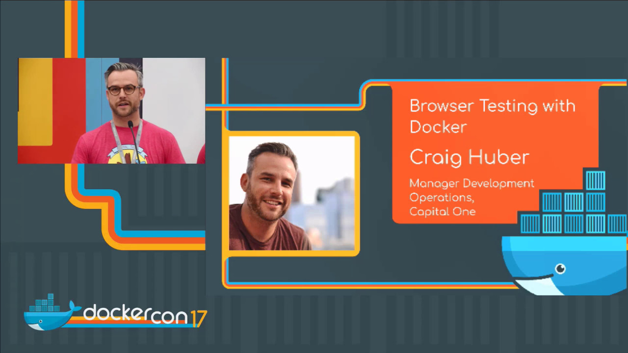 Browser Testing with Docker