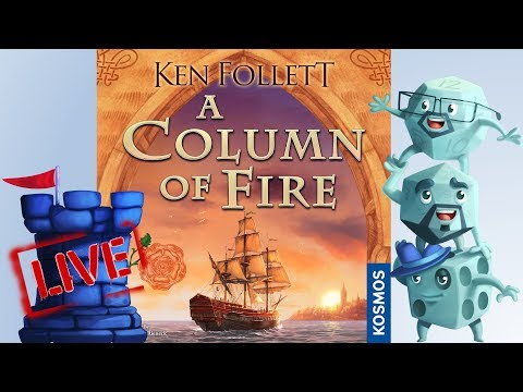 A Column of Fire - Live!