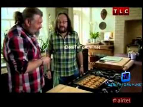 Hairy Bikers Everyday Gourmets - 8th June 2014 Pt2