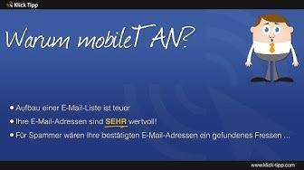 Klick-Tipp mobileTAN Login