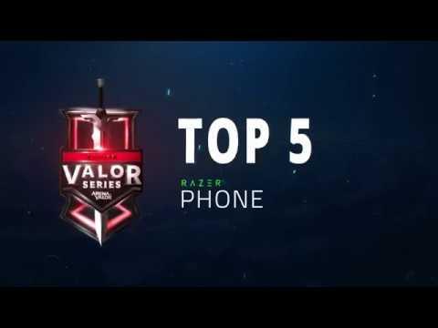 Top 5 Overall Plays for the Playoffs! | Valor Series [EU] - Arena of Valor