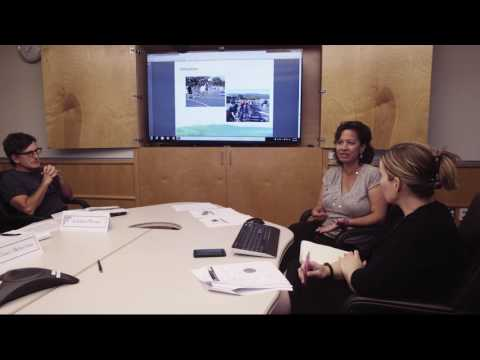 Menlo Park Bicycle Commission - Theresa Vallez-Kelly