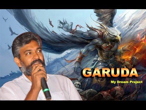 Garuda First Look Teaser  JrNTR  SS RAJA MOULIs 1000 Crs Project