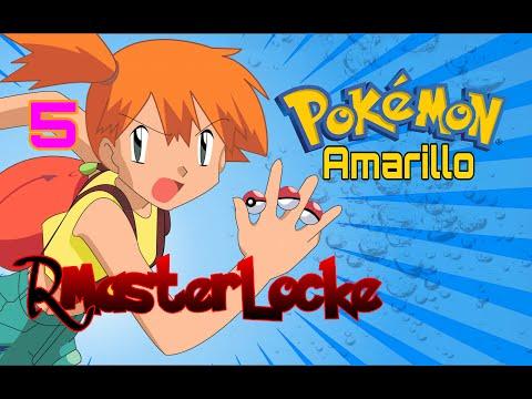 Pokémon Amarillo (RMasterLocke) Ep.5 - Lo que sueñan las estrellas