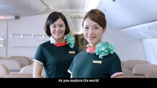 The EVA Airways Experience with Morris Murdock Travel