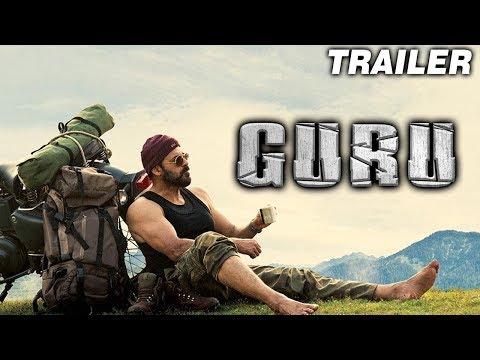 Guru (2018) Official Hindi Dubbed Trailer | Venkatesh, Ritika Singh, Nassar, Tanikella Bharani thumbnail