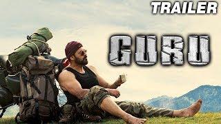 Guru (2018) Official Hindi Dubbed Trailer   Venkatesh, Ritika Singh, Nassar, Tanikella Bharani