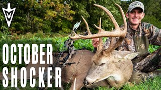 October Whitetails, Story of Two Cold Fronts | Midwest Whitetail
