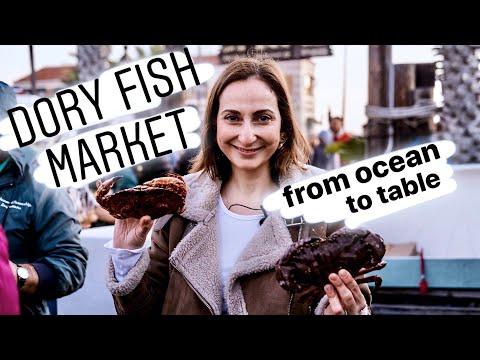 Newport Beach, Dory Fleet Fish Market