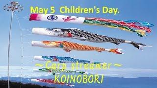 鯉のぼり KOINOBORI~Carp streamer~