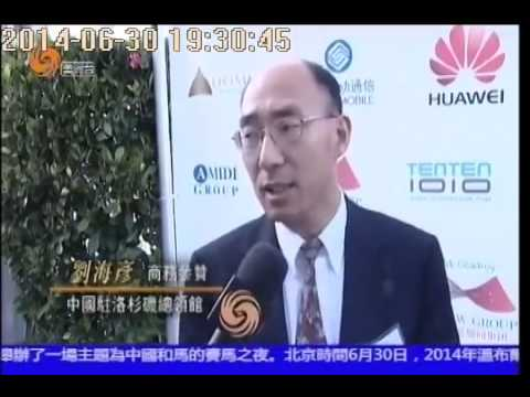 American-Chinese CEO Society hosts China Jiangsu Province Advanced Manufacturing Delegation 063014