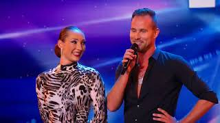 Belgium's Got Talent - TEMPO! Exotic vibes with Leen and Angelo | BGT 2018