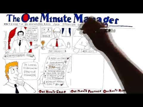 Video Review for The One Minute Manager by Ken Blanchard and Spencer Johnson