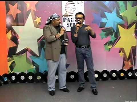 Só No Vinil Na TV  09  10  Apresentação Hugo Tupã O Cigano Aniversário 21 Anos