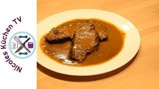 Sauerbraten selbst einlegen - Kenwood Cooking Chef Gourmet + Ofenmeister von Pampered Chef
