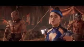 Mortal Kombat 11 Switch Gameplay Footage