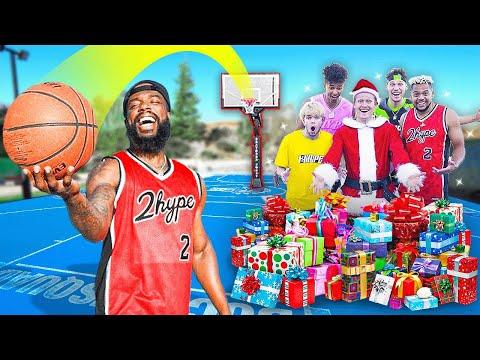 Make the 0.1% Trickshot… Win the $ Christmas Present!