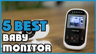 ✅ Baby Monitors: Best Baby Monitor 2019 | Top Rated Baby Monitor Reviews (Buying Guide)