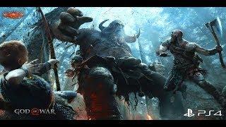 God of War 4 Cenas de Morte e Movimentos de Finalização Parte 2