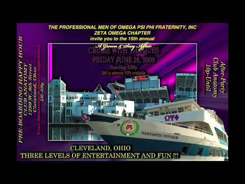 Cruise With The Ques Cleveland Boatride 2009 Youtube