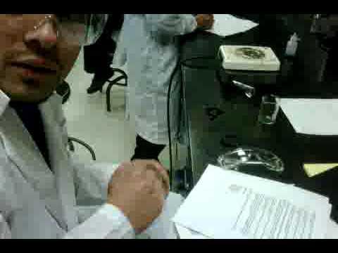 preparation of slime in chemisrty lab