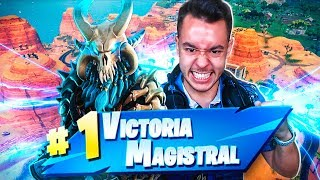 **TEMPORADA 5** MI PRIMERA VICTORIA | Fortnite: Battle Royale - TheGrefg