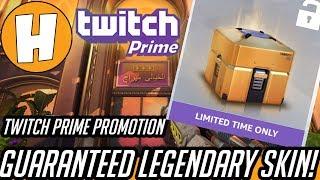 Overwatch News - Golden Loot Box / Guaranteed Legendary Skin, Horizon Update Live!