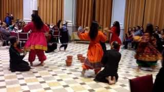 Beautiful Attan and Dance done by Afghan Students at the University of Ottawa Nov 8th, 2013