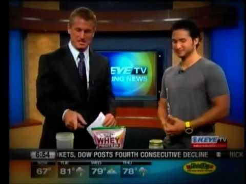 Post-Fuel for Your Workout on KEYE Austin News