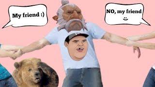 Bulldog LD Has Many Friends