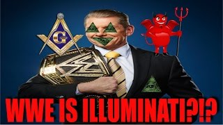 WWE Is Illuminati? - Are People Really This Stupid?!? Unfortunately, Yes