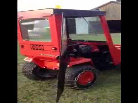Ingersoll Garden Tractor Cab Garden Ftempo