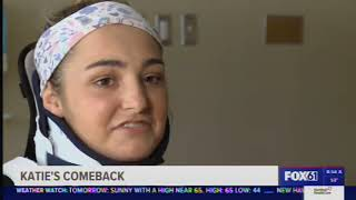 Backus Nurse Recovers From Ski Accident
