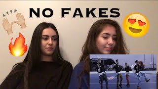 DOBRE BROTHERS- NO FAKES REACTION (FUNNY)!!!