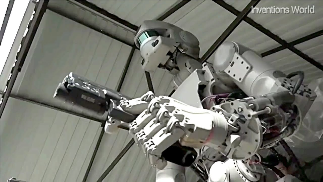 3 Cool Military Robots You Didn't Know Existed. - YouTube