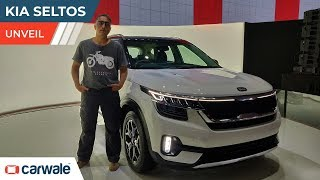 Kia Seltos Explained In 2 Minutes | CarWale