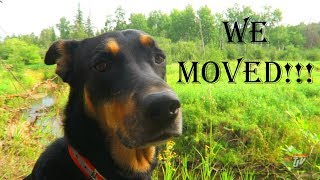 TJV Sat - SURPRISE! WE MOVED!!! (Home Tour) - #1167
