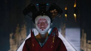 """GHOST IN THE SHELL con Scarlett Johansson - Scena estesa del film in italiano """"Vado dentro"""""""