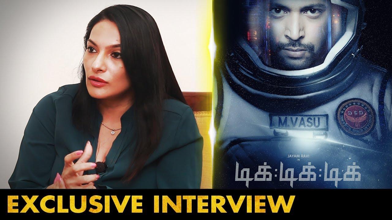 Actress Rethika Srinivas Interview Tik Tik Tik