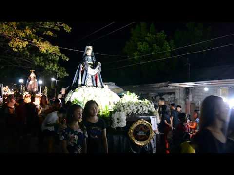 Good Friday Procession 2018 Pampanga