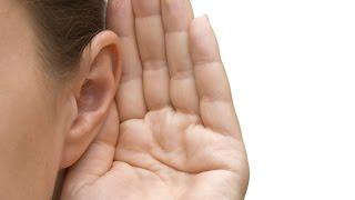 Причины потери слуха