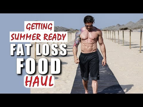 GROCERY FOOD HAUL FOR FAT LOSS - Create Your Own Six Pack Pantry + SPECIAL ANNOUNCEMENT