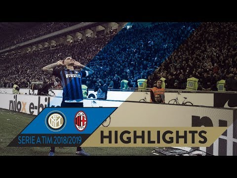INTER 1-0 MILAN | HIGHLIGHTS | Icardi decides the #DerbyMilano! | Matchday 09 Serie A TIM 2018/19