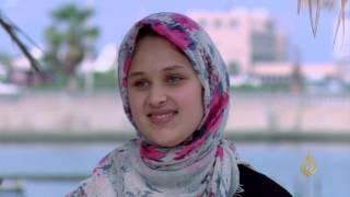 جيل الثورة (الطفلة الليبية ميسم عادل)