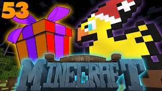 How To Minecraft | #53 | Gift Exchange With Choco (How To Minecraft SMP)