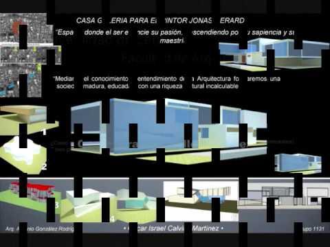 Laminas conceptuales de arquitectura youtube for Conceptualizacion de la arquitectura
