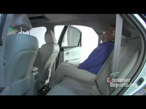 2010-2012 Lexus RX Review   Consumer Reports