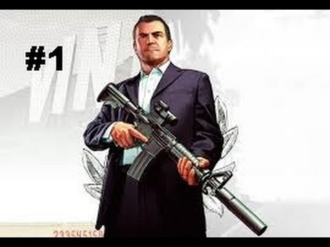 Grand Theft Auto 5  (Part One ) Faking death and Franklin