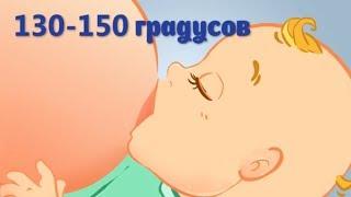 видео Срыгивание через час после еды у детей 1-2-3 месяца