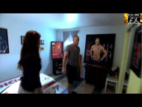 george saint pierre  home tour 2012 pre fight ufc 154